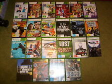 9 Xbox Games - Halo, Halo2, GTA3, Ghost Recon, XIII, Star Wars, Brute Force - GC