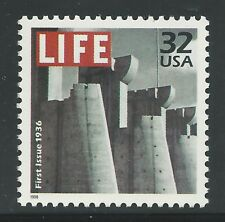 LIFE Magazine First Issue Fort Peck Dam Montana November 23, 1936 US Stamp MINT!