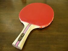 Nittaku pure wood FL paddle blade ping pong with Tenergy 05 Rubbers