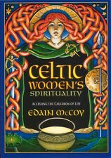 Celtic Women's Spirituality Accessing the Cauldron of Life BOOK Wicca Paganism
