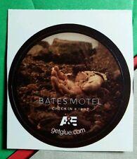 BATES MOTEL CHECK-IN DEAD HAND WATCH ON GROUND TV GET GLUE STICKER