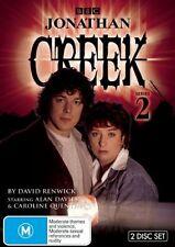 "Jonathan Creek : Series 2 (DVD, 2008, 2-Disc Set) ""LIKE NEW"""