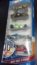 Hot Wheels Indy 5 Pack