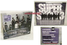 Super Junior The 3rd Asia Tour: Super Show 3 Taiwan 2-CD +Glow Stick