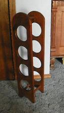 Pine Wine Bottle Stand Shelf  (SH32)