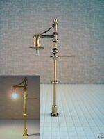 S169 - Set 10 Stück Lampen Straßenlampen nostalgisch 1-flammig 5,5cm Parkleuchte