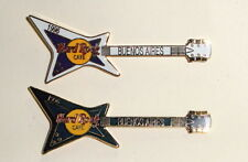 Hard Rock Cafe BUENOS AIRES 1996 Explorer GUITAR PINS on CARD