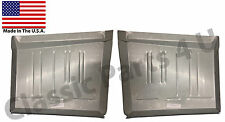 1967-76 Dart Duster Valiant Scamp  Rear Floor Pans   NEW PAIR!!!