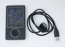 Microsoft Zune 30Gb Digital Media Player Bundle w/ Charging/Data Cable