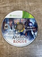 DISC ONLY Assassin's Creed Rogue- Xbox 360  Xbox 360,Xbox 360 Video Games