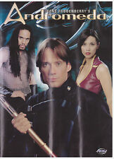 ANDROMEDA SEASON 1 VOLUME 1 (DVD, 2002, 2-Disc Set)