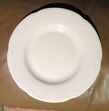 Pfaltzgraff Filigree White Salad/Dessert Plate