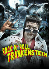Rock n Roll Frankenstein (DVD, 2015) B-Movie ELVIS