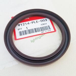 Rear Main Crankshaft Seal B series OEM 91214-PLE-003 for Honda Civic Accord CR-V