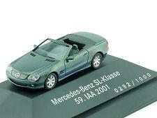 Herpa B6 696 1325 MB Mercedes SL 500 R 230 Cabrio 59.IAA 2001 PC OVP 1411-17-19
