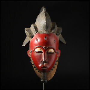 11625 Fine Baule Mask Elfenbeinküste