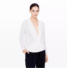 CLUB MONACO Silk Blouse Size S