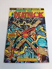 1974 Marvel Comics - Astonishing Tales #25 7.0 Or Better 1st Deathlok