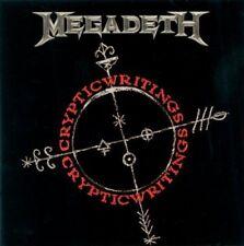 Megadeth | CD | Cryptic writings (1997)