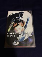 Final Fantasy: Unlimited - Phase 1 DVD