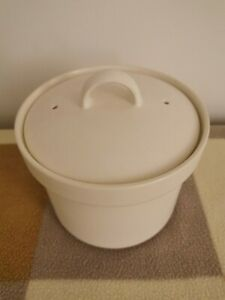 Jamie Oliver JME really good rice pot cooker cream ceramic pot