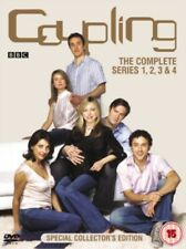 NEW Coupling Series 1 to 4 Complete Collection DVD (VCD0439)