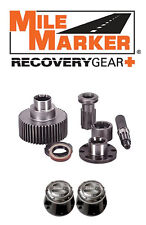 95-15204 MILE MARKER AMC/JEEP QUADRATRAC PART TIME CONVERSION KIT + LOCKING HUBS
