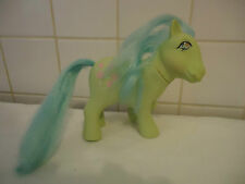 Mon petit poney vintage blanc / My little pony Posey G1 spain 1986  bon état