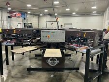 Brown Manufacturing Screen Print Press