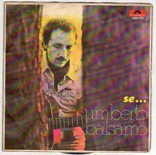 disco 45 GIRI Umberto BALSAMO SE... - PACE