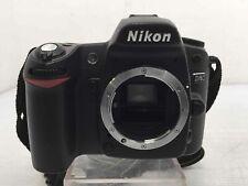 Nikon D D80 10.2MP Digital SLR Camera - Black Body Only