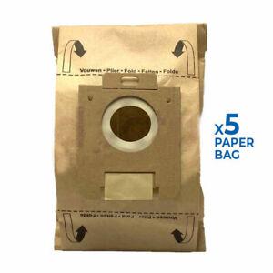AF201 5x Electrolux,Phillips,Volta,Wertheim 5030 Vacuum Cleaner Bags