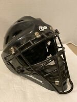 TAG BATTLE GEAR SOFTBALL/ BASEBALL CATCHERS MASK 5 7/8 - 6 3/8 (XS) Black