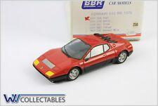 BBR Ferrari 512 BB 1976 BBR 33A Red. 1:43