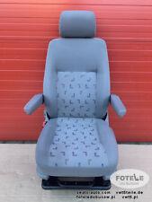 Seat VW T5 front passenger LLL with base adjustments armrests