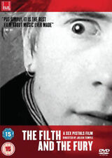 The Filth And The Fury DVD NEW dvd (F4DVD90058)