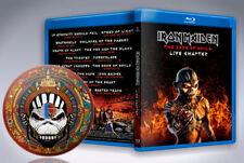 Iron Maiden -The Book оf Souls : Live Chapter 2017 original Blu-ray new
