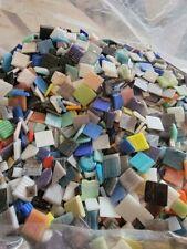 Ceramic mosaic tiles, assorted colors, 35lbs, 25000 pcs
