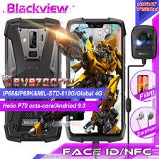 "5.84"" Blackview BV9700 Pro Smartphone 6GB+128GB IP69K Waterproof Wireless Charge"