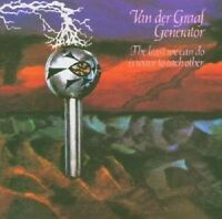"VAN DER GRAFF GENERATOR ""THE LEAST WE CAN DO..."" CD NEU"