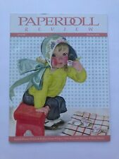 Paperdoll Review Magazine Issue #63, 2016-Mary Martin,Winnie Winkle,Mother Goose