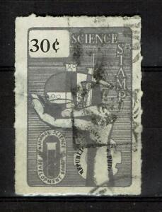 Philippines Pilipinas Republic Revenue Stamp Fiscal Tax Development Science 30 c