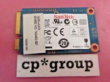 HP 724426-001 SanDisk SDSA6DM-016G-1006 U110 16GB MLC mSATA 6Gb/s SSD SHIPS FAST