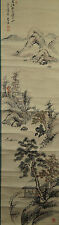 Rollbild Japan Gemälde Bild Kakemono Makuri Kakejiku Scroll Asia Kaligraphie 360