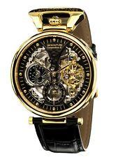 """Calvaneo 1583 """"Compendium Gold"""" High Luxury Squelette Automatikuhr"""