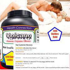 Hard Sex Pill, Super Sex Climax Stamina Libido Thrust Orgasm Semen Cum Volume