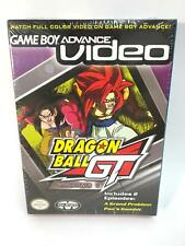 Sealed Game Boy Advance Video, Dragon Ball GT Volume 1