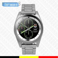 Originele G6 Smartwatch Smartphone Horloge Android Zilver Metaal
