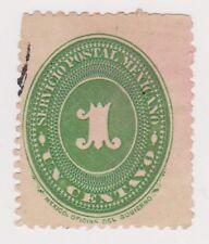 (MCO-36) 1886 Mexico 1c green (A)