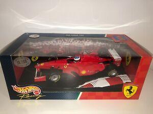 Mattel Hot Wheels 1/18 Ferrari 1998 F300 num 3 M. Schumacher 22820 - 2495